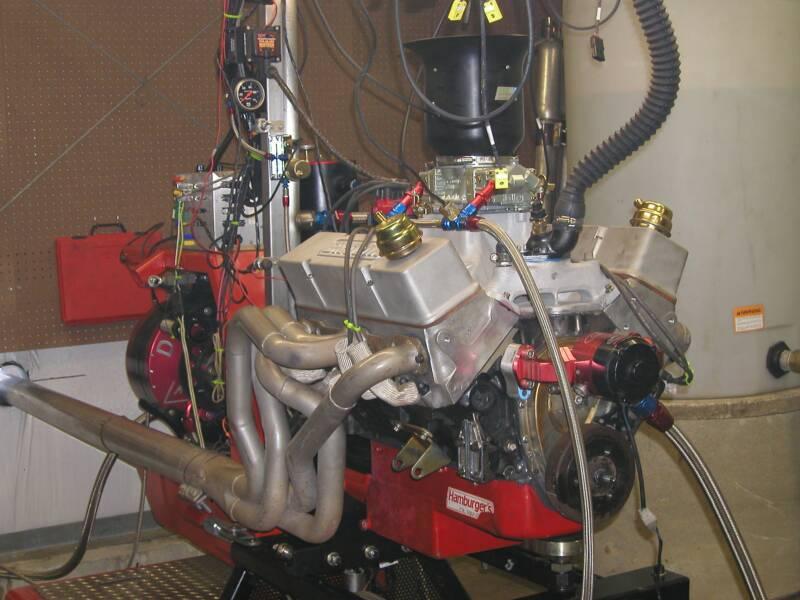 auto dyno machine