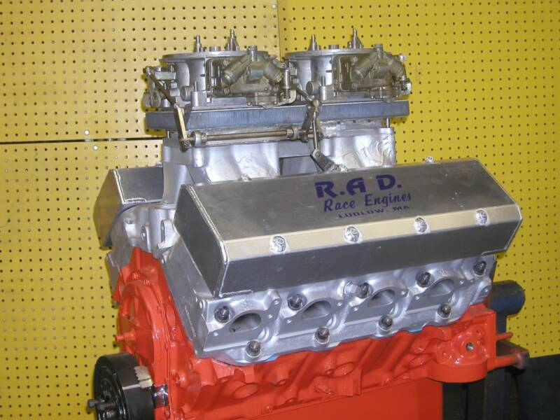 Dads Ebay Pictures on Chevy Small Block 427 Crate Engine