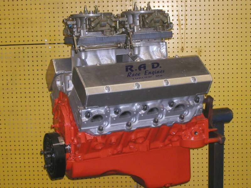 Chevy Performance Engines-GM Performance Engines-GM Crate Engines MA