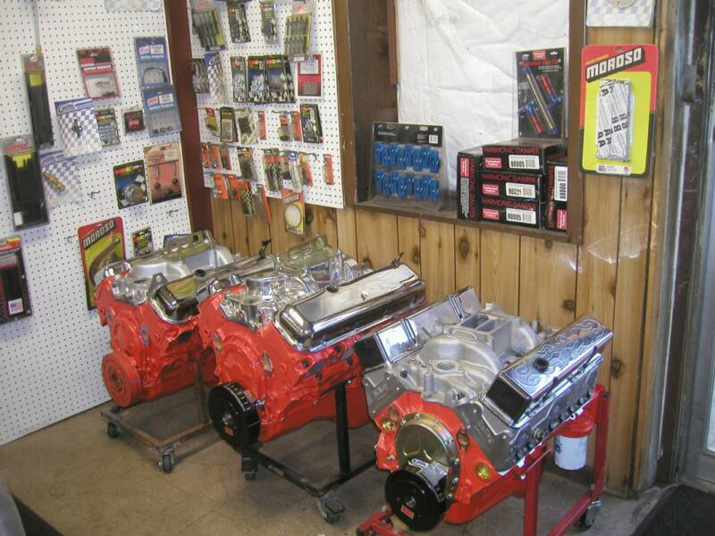 Engine Rebuilding - Automotve Machine Shop - MA,CT,RI,NH,VT,ME
