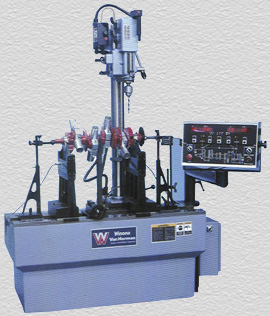 engine balancing machine